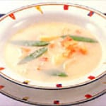 Vegetable Soup (One Serving)
